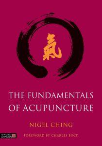 Bogomslag: Akupunkturens Grundprincipper
